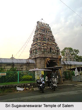 Temples in and around Salem, Tamil Nadu, South India
