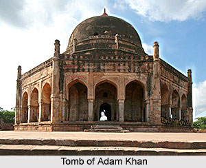Tomb of Adam Khan ,Mehrauli