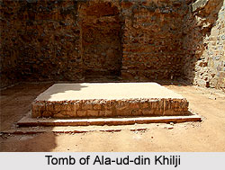 Tomb of Ala-ud-din Khilji, Delhi
