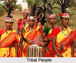 Chhattisgarh Tribal People