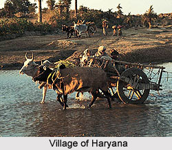 Villages of Haryana