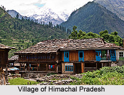 Villages of Himachal Pradesh, Indian Villages