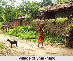 Villages of Jharkhand, Villages of India