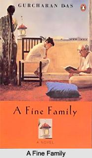 A fine family , Gurcharan Das