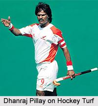 Dhanraj Pillay, Indian Hockey Player
