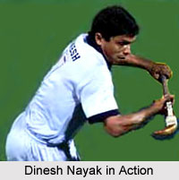 Dinesh Nayak, Indian Hockey Player
