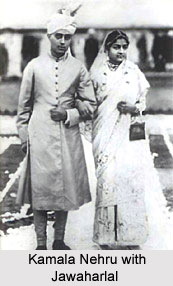 Kamala Nehru, Indian Freedom Fighter