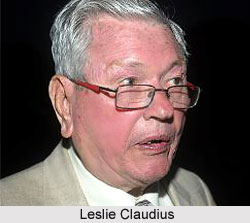 Leslie Claudius , Indian Hockey Player