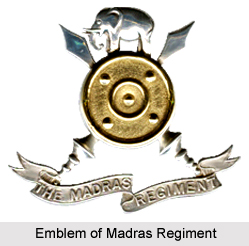 Madras Regiment, Madras Army