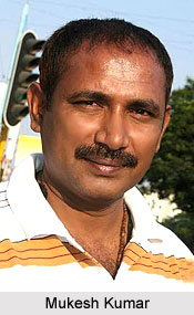 Mukesh Kumar, Indian Hockey Player