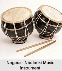 Nagara Nautanki Music Instrument