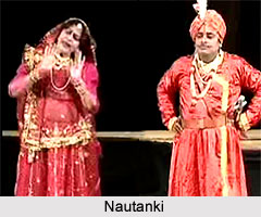 Nautanki, Uttar Pradesh