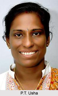 P.T. Usha, Indian Athlete