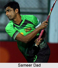 Sameer Dad, Indian Hockey Player