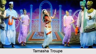 Tamasha ,Indian Folk Theatre