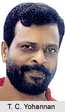 Thadathuvila Chandapillai Yohannan, Indian Athlete