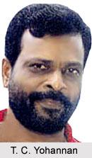 Thadathuvila Chandapillai Yohannan, Indian Athlete
