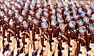 Central Reserve Police Force, Indian Administration