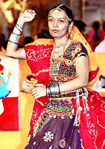 Costumes of  Kutch  Chaniya choli