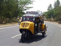 Chandigarh Local Transport