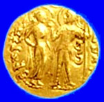 Coins of Chandragupta-I