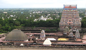 Style of Chola art and architecture - Chidambaram Temple complex