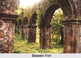 Forts in Mumbai