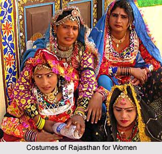 Costumes of Rajasthan