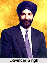 Davinder Singh, Indian Hockey Player