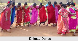 Indian Tribal Dances