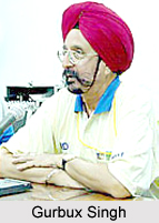 Gurbux Singh, Indian Hockey Player
