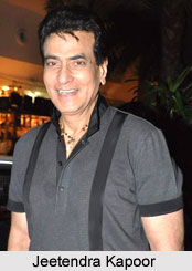 Jeetendra Kapoor, Indian Actor