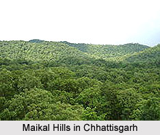 Maikal Hill, Chattisgarh