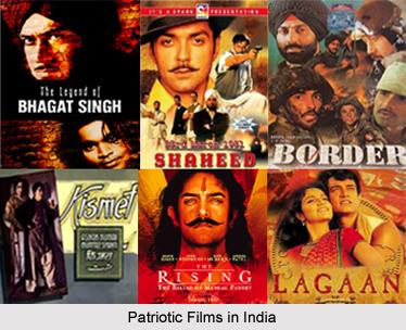 Patriotic Films, Indian Cinema