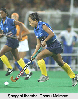 Sanggai Chanu, Indian Woman Hockey Player
