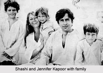 Jennifer Kapoor, Wife Of Shashi Kapoor