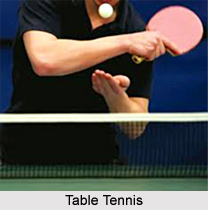 Table Tennis Tournaments in India