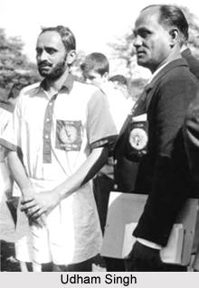 Udham Singh, Indian Hockey Player