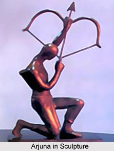 Arjuna, Mahabharata