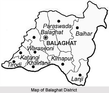 Balaghat District, Madhya Pradesh
