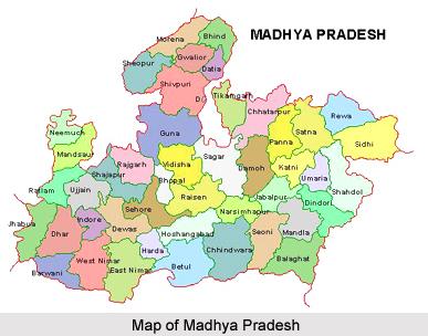 Demography of Madhya Pradesh