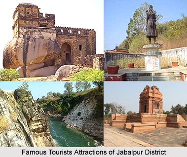 Tourism in Jabalpur District, Madhya Pradesh