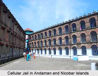 History of Andaman and Nicobar Islands