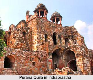 Indraprastha, Delhi