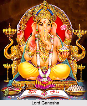 Lord Vinayagar Mantram, Mantra of Lord Ganesha
