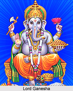 Mahotkata Vinayaka, Form of Lord Ganesha