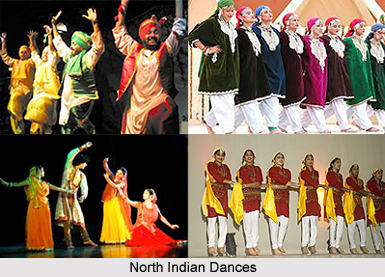 North Indian Dances