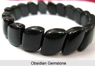 Obsidian, Gemstone