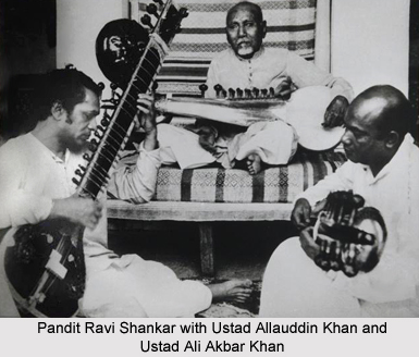Contribution of Pandit Ravi Shankar