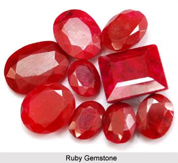 Ruby, Gemstone